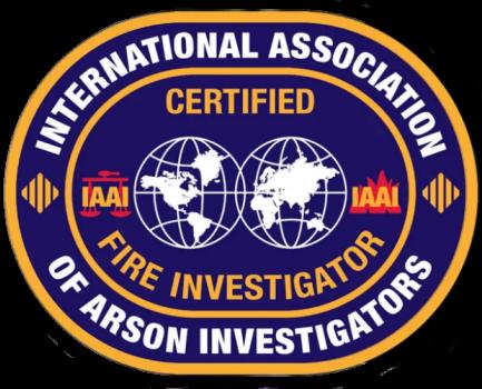 Certified Fire Investigator