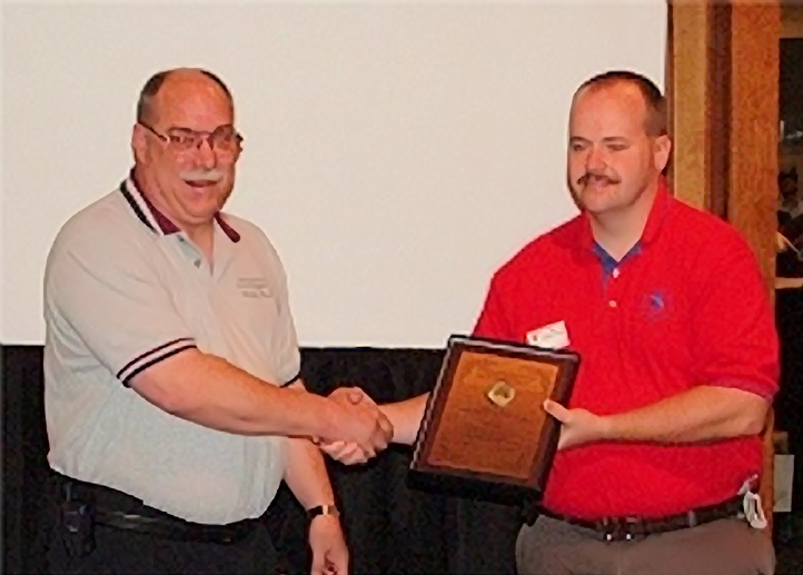 IAAI Chapter of the Year Award Presentation 2004