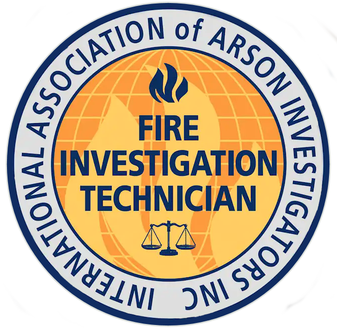 IAAI Fire Investigation Technician