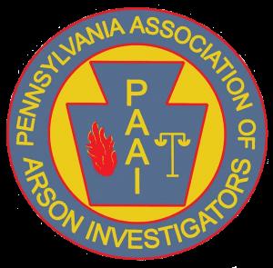 Pennsylvania Association of Arson Investigators Logo